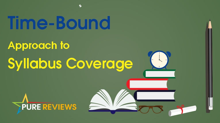 Time-Bound Approach to Syllabus Coverage
