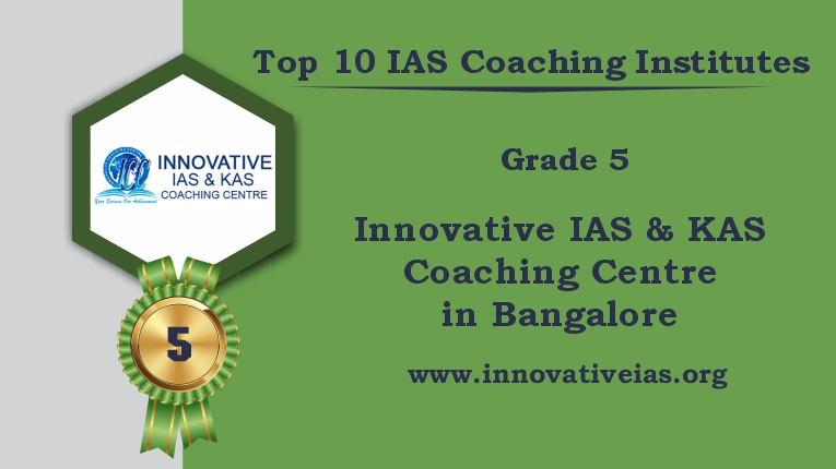 Innovative  IAS & Karnataka  Coaching