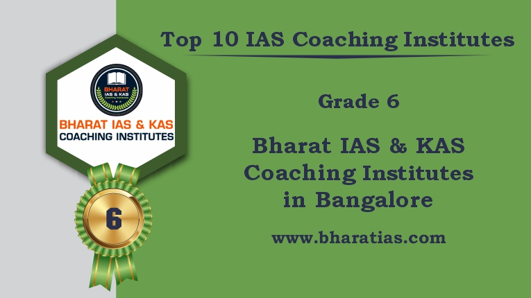 Bharat  IAS & KAS Coaching Institutes