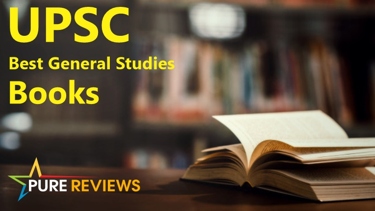 Union Public Service Commission  best General Studies books