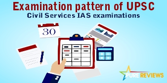 Examination Pattern of UPSC Civil Services IAS Examinations