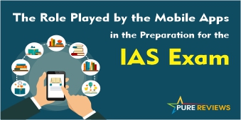 The Role Played by the Mobile Apps in the Preparation for the IAS Exam